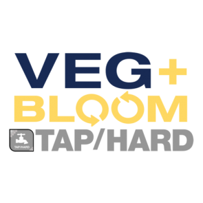 VEG+BLOOM TAP/HARD Base Nutrient - 25 lb