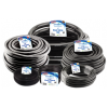 Black Vinyl Tubing - 3/16 in ID x 1/4 in OD - Heavy Duty - per foot