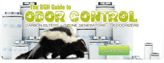 BGH's Guide to Odor Control