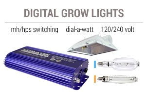 Digital Grow Light Systems