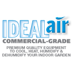 Ideal Air Conditioners, Dehumidifiers and Ducting Accessories for Grow Rooms