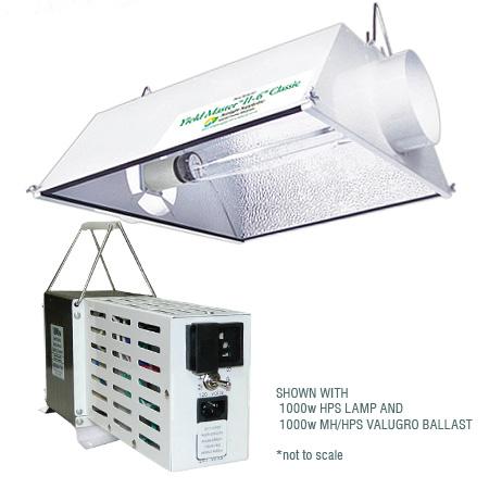 1000 HPS Yield Master Grow Light System