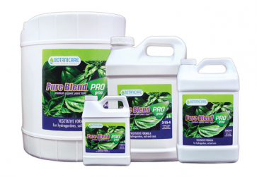 Pure Blend Pro Grow 2.5 Gallon