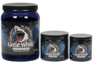 Great White Mycorrhizae 8 ounce