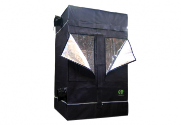 "GrowLab GL80 Grow Room - 2'7"" x 2'7"" x 5'11"" tall"