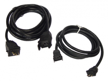 Reflector-to-Ballast Extension Cords - 10' to 50' Long