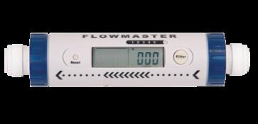 """HydroLogic Flowmaster Flow Meter - 3/8"""""""