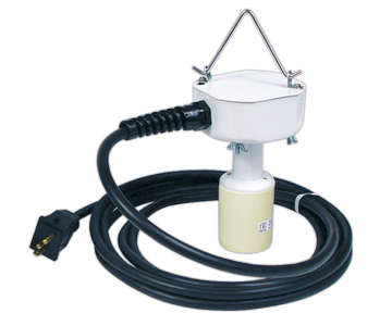 Socket Assembly w/15 ft Lamp Cord - 16 Gauge