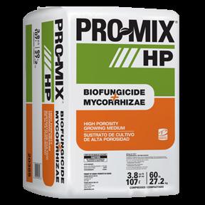 Pro-Mix HP w/BioFungicide + Mycorrhizae