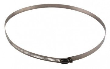 "10"" Duct Hose Clamp - pair"