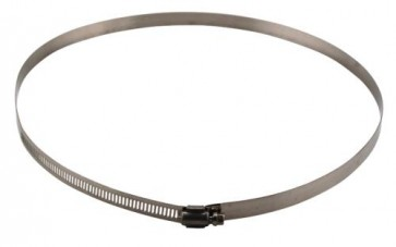 "12"" Duct Hose Clamp - pair"