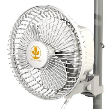 """Monkey Fan Pole Mounted Grow Tent Fan - 16W Fits 0.63-0.83"""" poles"""
