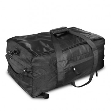 SkunkGuard Odor-Proof Hybrid Back-Pack/Duffle - Black
