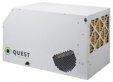 Quest Dual 155 Overhead Dehumidifier