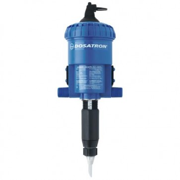 Dosatron Water Powered Doser 11 GPM 1:1000 to 1:112 3/4 in (D25RE09VFBPHY)