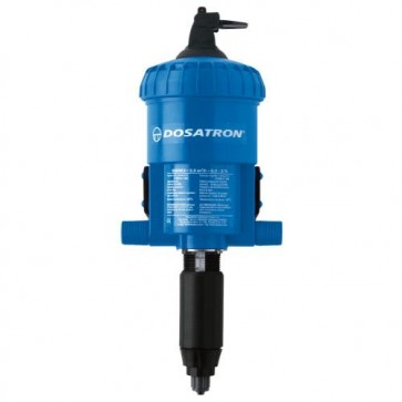 Dosatron Water Powered Doser 11 GPM 1:500 to 1:50 3/4 in (D25RE2VFBPHY)