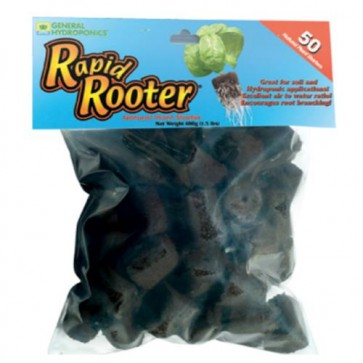 Rapid Rooter 50/Pack Replacement Plugs