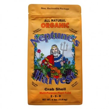 Neptune's Harvest Crab Shell 4 lb Bag