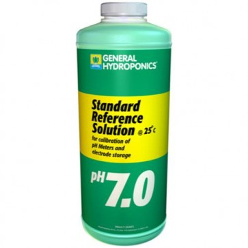 pH 7.01 Calibration Solution - quart