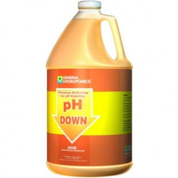 GH pH Down Liquid Gallon