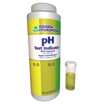 GH pH Test Indicator 8 oz