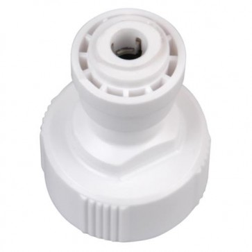 HydroLogic QC Garden Hose Connector 1/4""