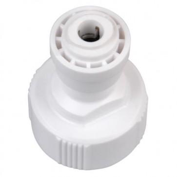 "HydroLogic QC Garden Hose Connector 3/8"""
