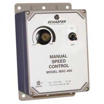 Schaefer Manual Fan Speed Controller