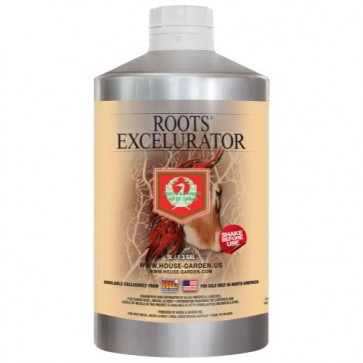House and Garden Root Excelurator Silver 20 Liter
