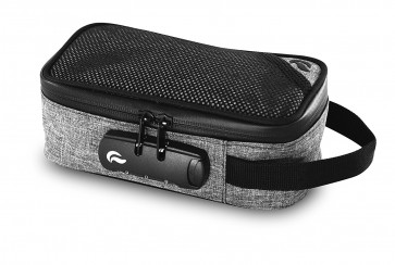 SkunkGuard Odor-Proof SideKick Case - Gray