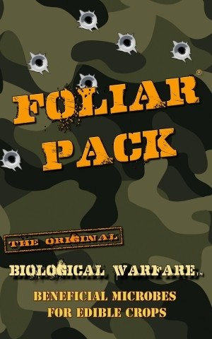 OGBIOWAR Foliar Pack - 4 ounce