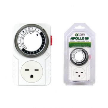 Titan Apollo 10 - 240 Volt 24 Hour Timer
