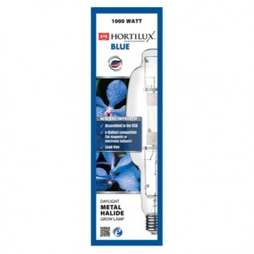 MH 600 watt Bulb - Hortilux Blue