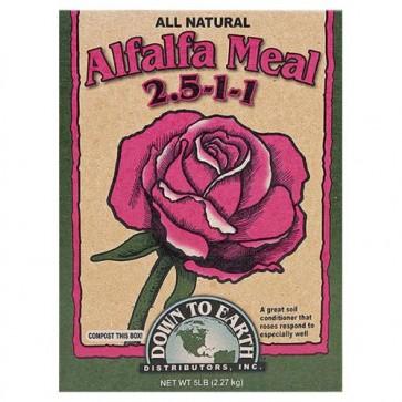 Down To Earth Alfalfa Meal - 5 lb
