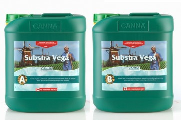 CANNA Substra Vega A/B - 5L Soft Water