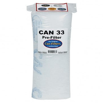 Can Replacement Pre-Filter 33
