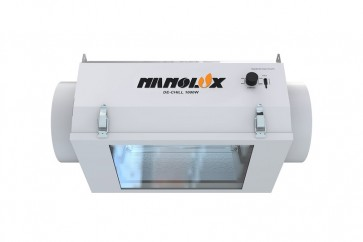 Air-Cooled Nanolux DE CHILL 1000w - 120/240v Complete System