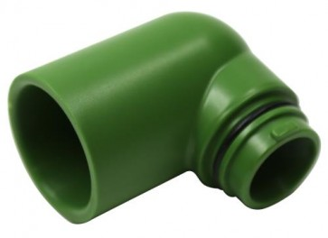 "FloraFlex Flora Pipe Fitting Only - 1"" Elbow"