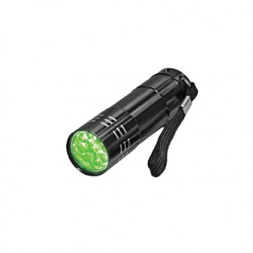Green LED Mini Flashlight