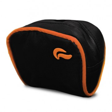 SkunkGuard Odor-Proof GoCase - Black/Orange