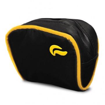 SkunkGuard Odor-Proof GoCase - Black/Yellow