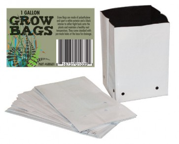 White Grow Bag - 1 gal