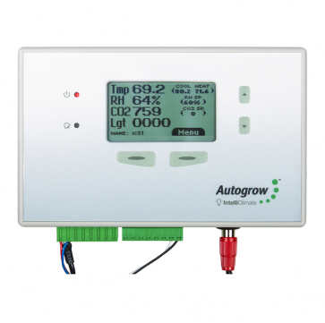 """IntelliClimate """"The Works"""" Complete Kit w/3 Twin Relays"""