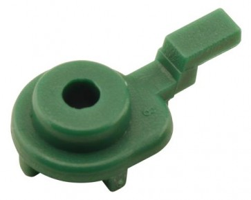 Octa-Bubbler 20 GPH Flow Control Device - Green