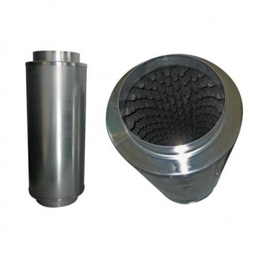 Phresh Duct Silencer 10 in x 30 in