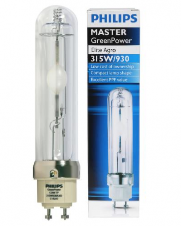 Philips Master Color CDM Lamp 315 Watt Elite Agro 3100K (Full Spectrum)