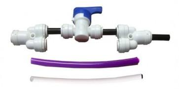 HydroLogic Stealth RO 300 Flow Restrictor / Flush Kit Assembly