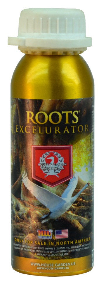 House & Garden Root Excelurator Gold
