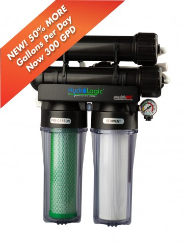 Hydro-Logic Stealth RO 300 Reverse Osmosis System