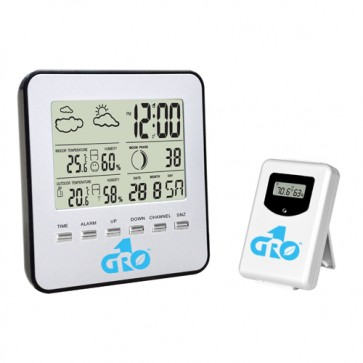 Gro1 Wireless Weather Station